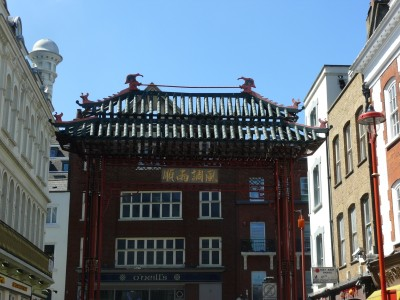 quartier chinois