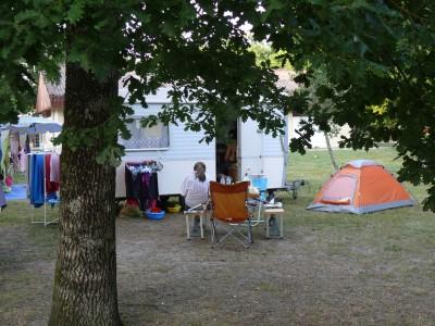 Au Camping du Lac