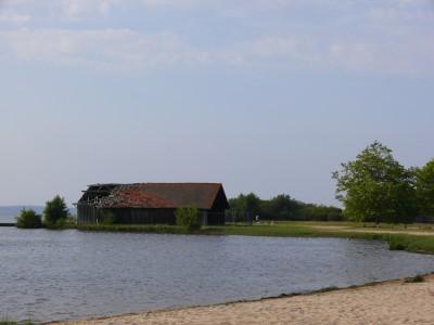 le lac de Sainte Eulalie