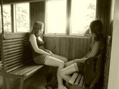 le train du XIXème s.
