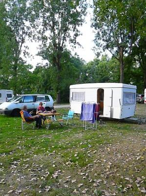 """camping  'la grande Sologne"""""""