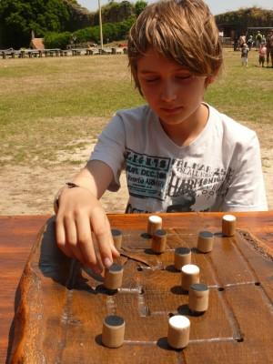 le jeu des moulins