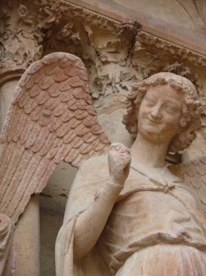 l'ange au sourire