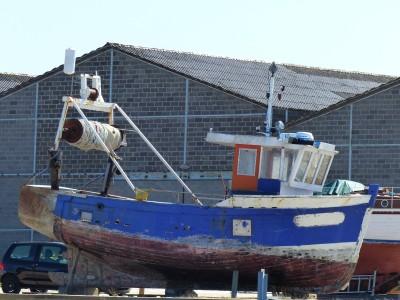 restauration de bateaux