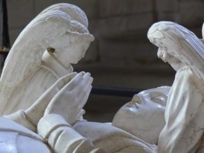 tombeau d'Agnès Sorel