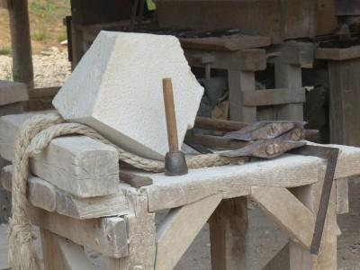 les tailleurs de pierre