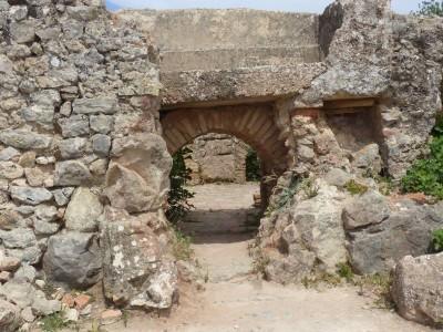 les thermes de Gallien