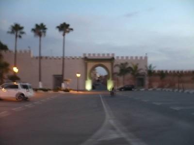 porte de la cité impériale