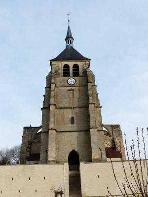 le clocher suspendu typique