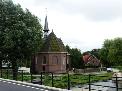 Spaardam, à qq km d'Haarlem