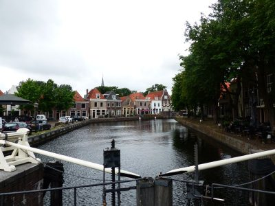 petit village de Spaardam
