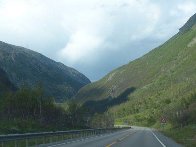 montagnes encaissées
