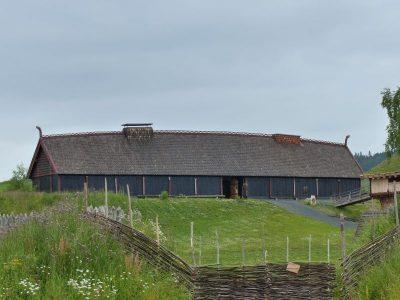 l'habitation viking traditionnelle