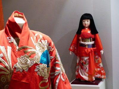 de kimonos,