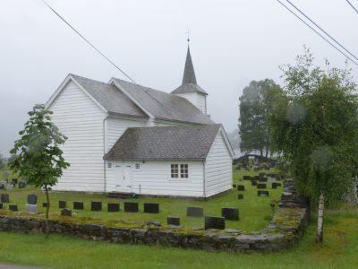 l'église de Viksdalen