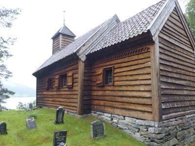 la chapelle de Hestad