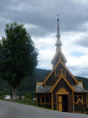 église saint Olaf