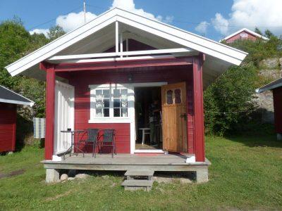 notre hytte (pour 4, mais on s'arrange)