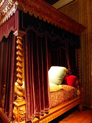 la chambre Renaissance