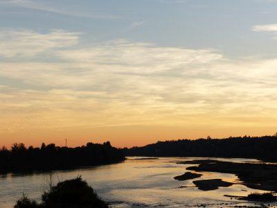 La Loire sommeillante